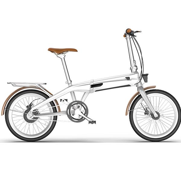 Fox 20 Zoll elektrisches Faltrad