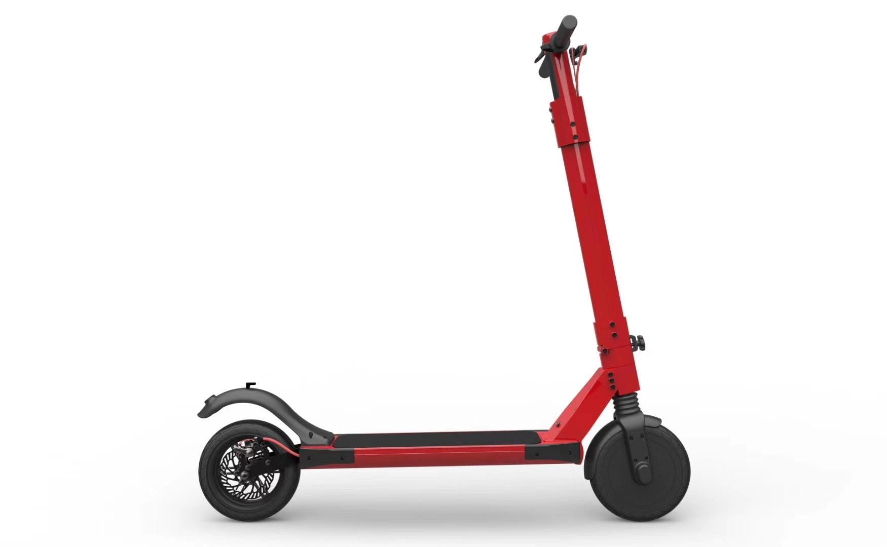 10-Zoll-Elektroroller Hochgeschwindigkeits-E-Scooter für Erwachsene
