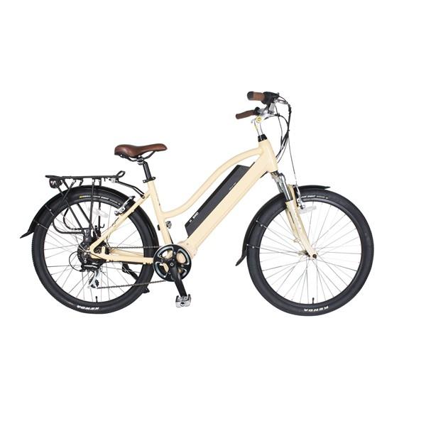 LEEW 1722 Elektrisches Citybike